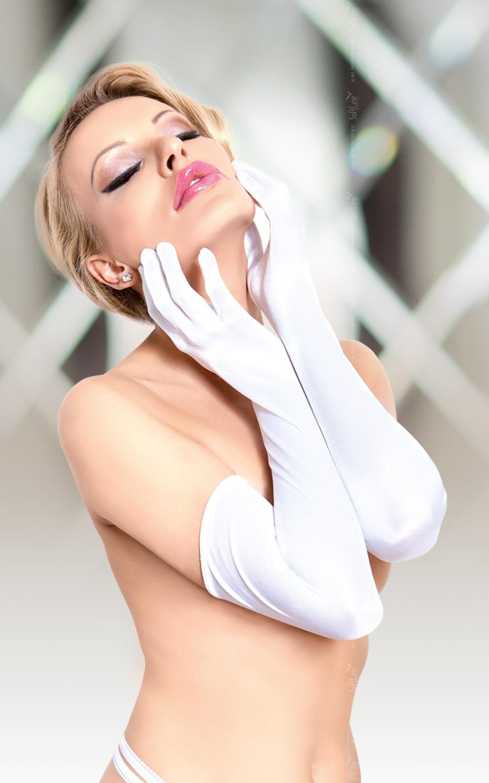 Фото эротика в перчатках 27 фотография